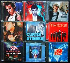 CD►Sammlung  9CD Jeff Buckley Thicke Thile Gilmour Stigers Dire Straits Toto K1