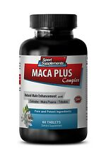 Raw Maca Powder - Maca Plus Complex 1275mg - Strong Male Sex 1B
