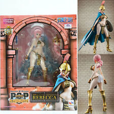 [USED] P.O.P Sailing Again Rebecca One Piece Figure MegaHouse Japan