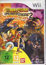 """"""" One Piece Unlimited Cruise 2 - Das Erwachen eines Helden """" (Nintendo Wii)"""