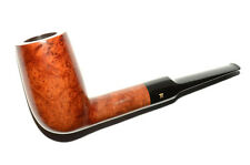 STANWELL HANDCUT SELECTED BRIAR REGD. No. 969-48 FLAWLESS CHIMNEY PIPE * L. NEW*
