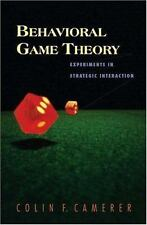 BEHAVIORAL GAME THEORY  Unknown Binding