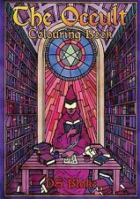 The Occult Colouring Book by Ds Blake (2015, Paperback)