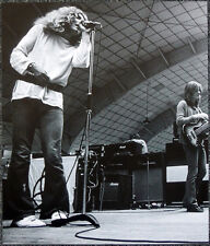 LED ZEPPELIN POSTER PAGE 1972 OUDE RAI AMSTERDAM SOUNDCHECK 27 MAY . P3