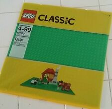 "New LEGO 32x32 Studs Green Baseplate Large 10700 10""x10"""