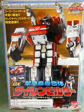 Bandai Power Ranger Go Go Sentai Boukenger Operation Overdrive DX Sirenbuilder