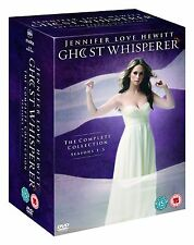 ❏ The Ghost Whisperer Complete Series 1 - 5 + EXTRAS DVD Box Set New ❏ 1 2 3 4 5