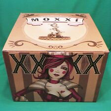 "Borderlands Limted Edition Deluxe Moxxi Statue NIB 11x14"" Poly Resin Figure"