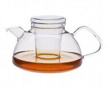 Teekanne 1,2 l Nova+ mit Glasfilter Fa. Trendglas Jena