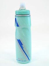 CAMELBAK PODIUM BIG CHILL BICYCLE WATER BOTTLE 25oz BPA FREE, Mint/Blue/Silver