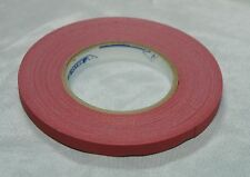 Plain Red Side Edge Tape 36m x 10mm Width For Table Tennis Racket Bat Paddle-New