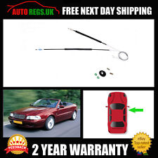 Volvo C70 Cabriolet Front Right Window Regulator Repair Kit NSF NEW  NOT COUPE
