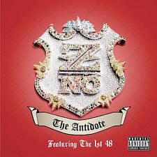 CD & DVD - BENZINO - THE ANTIDOTE - FEATURING THE 1ST 48!!  NR!!!!