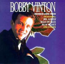 Roses Are Red [Sony Special Products] by Bobby Vinton (CD, 1995, Sony Music)