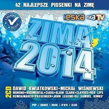 Zima 2014 (CD 2 disc)  radio ESKA NEW