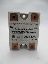 Potter & Brumfield / Tyco Electronics Solid State Relay SSR-240D25