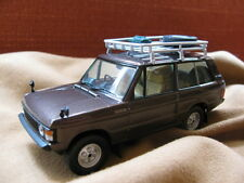 1/43 Range Rover Classic diecast (dealer version one of 480pcs)