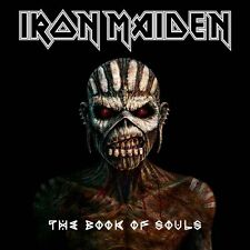 IRON MAIDEN - THE BOOK OF SOULS - 3LP BLACK VINYL NEW SEALED 2015