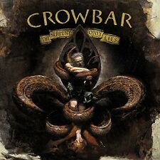 Serpent Only Lies - Crowbar (2016, CD NEU)