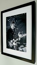 Noel Gallagher EXCLUSIVE framed photo-Certificate-Very Rare-Oasis