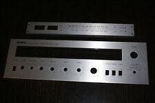 Frontplatte Faceplate + Senderskala Dial Scale for Yamaha CR 400 CR-400