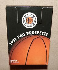FACTORY SEALED BOX 1ST STAR PICS 1991 PRO PROSPECTS NBA BASKETBALL FULL CARD SET