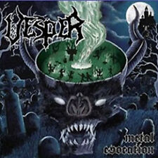 VESPER - Metal Evocation - CD - BLACK / THRASH