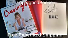CHRISSY TEIGEN Signed in Person CRAVINGS Recipes for All the Food, book, NEW aut