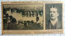 1915 The Rev Gg Wilkinson Dies After Attending Review Buckingham Palace
