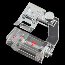 New Home Adjustable Bias Binder Presser Foot Feet for Domestic Sewing Machines