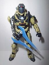 Halo Reach **Zombie Spartan Pilot** from INFECTION 3 Pack Complete w/ Sword!!