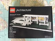 NEW Lego Architecture: Farnsworth House 21009 BNIB