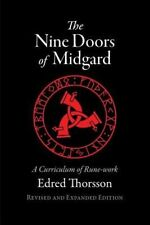 The Nine Doors of Midgard: A Curriculum of Rune-work by Edred Thorsson Paperback