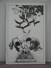 1st, signed by 2(author,artist Vess), The Buffalo Man by Charles de Lint (1999)