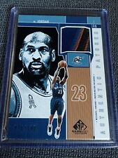 2002-03 SP Game Used Jersey (4 color) Michael Jordan /100,  *SEWALL*
