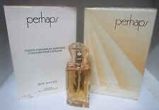 Bob Mackie Perhaps1.0 Fl oz/30 ml Pure Parfum Spray NIB SEALED RARE