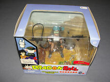 BULMA Dragonball figure W/ motorcycle IF Labs Toy Collector Series 1 #36210