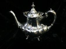 Beautiful Reed & Barton Sterling Silver Coffee Pot / Tea Pot - Hampton Court