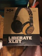 House Of Marley Liberate XLBT Bluetooth headphones NEW !!