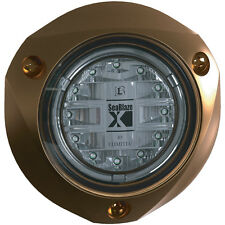 LUMITEC SEABLAZEX UNDERWATER LIGHT 2 COLOR BLUE &