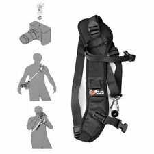Focus F-1 Shoulder Sling Belt Neck Quick Rapid Strap for Nikon Coolpix P510
