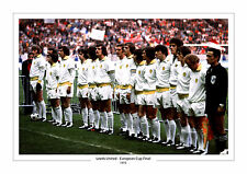 1975 EUROPEAN CUP FINAL LEEDS UNITED  A4 PRINT PHOTO  LEEDS UTD