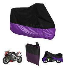Fashion Outdoor Motorcycle Waterproof Bike Moped Prevent Rain Cover size L Hot