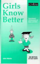 Girls Know Better: Educational Attainment of Boys and Girls (Civil-ExLibrary
