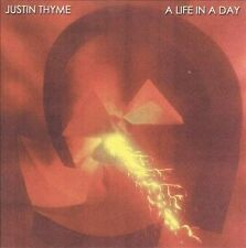 Justin Thyme: A Life In A Day  Audio CD