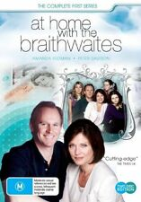 AT HOME WITH THE BRAITHWAITES - THE COMPLETE FIRST SERIES - TWO DISC - REGION 4