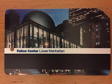 NYC MTA Metrocard, Collectible Expired Metrocard With No Value