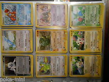COMPLETE SET EX DRAGON POKEMON CARDS 1-88 pre lv x sets