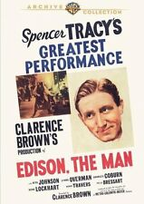 EDISON , THE MAN (1940 Spencer Tracy) -  Region Free DVD - Sealed