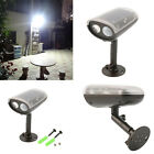3W LED Light-control Solar PIR Motion Sensor Outdoor Spot Floodlight Security OV